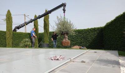 Livraison et transport olivier Renaison
