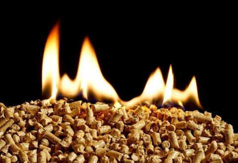 Livraison à domicile de granulés pour pôele bois à Renaison